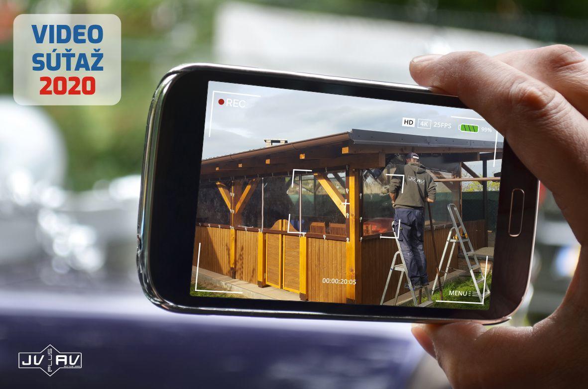 JVplusAV video súťaž 2020