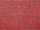 Červená PVC sieťovina