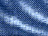 Modrá PVC sieťovina