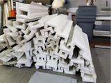 výroba chráničov do motokárovej haly