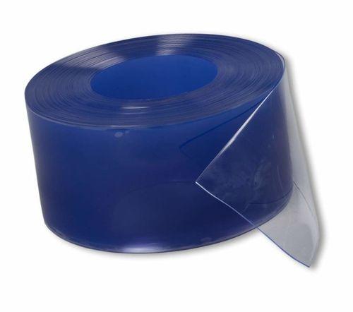 Antistatické PVC fólie namodralé