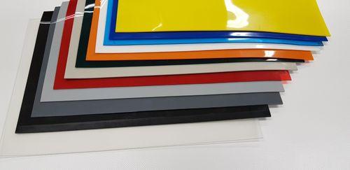Farebné PVC fólie