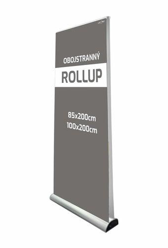 Obojstranný Rollup