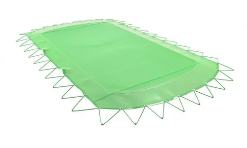 Plachta na bazén - ovál