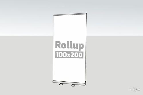 Rollup štandard 100 x 200